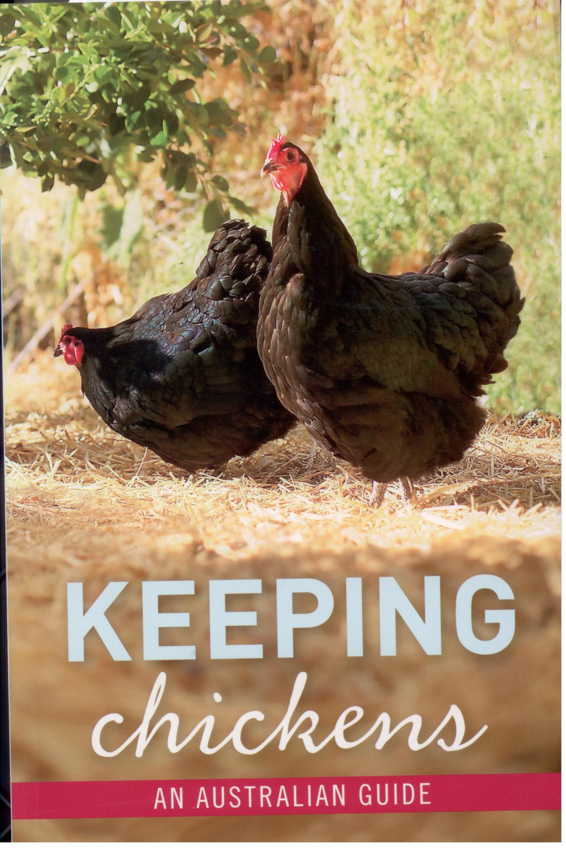 Book Review:  Keeping Chickens in Australia