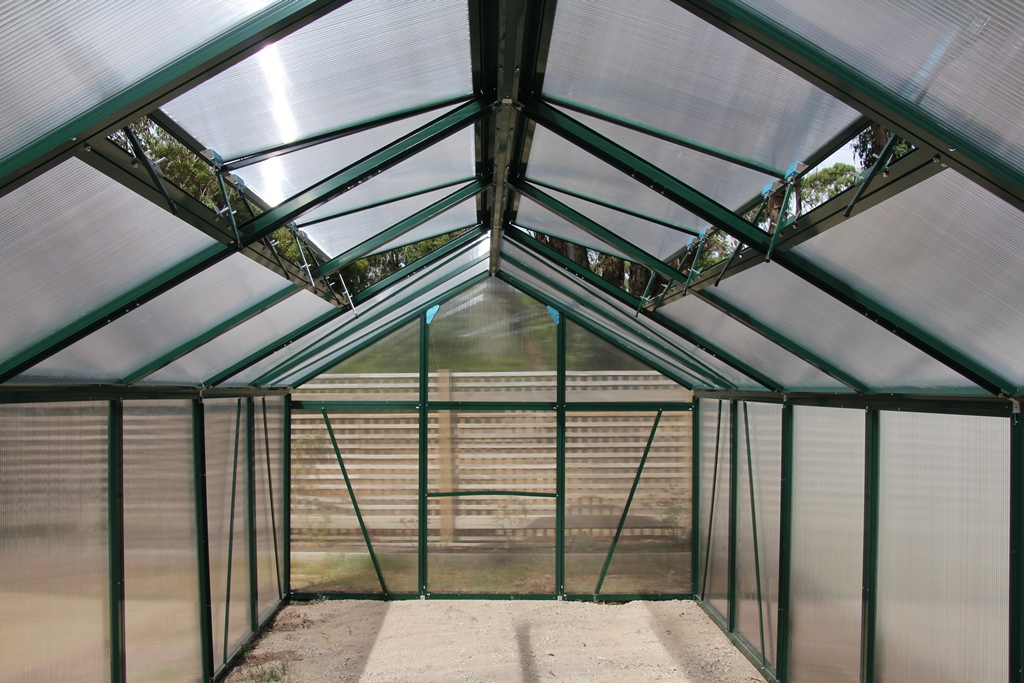 Greenhouse Interior
