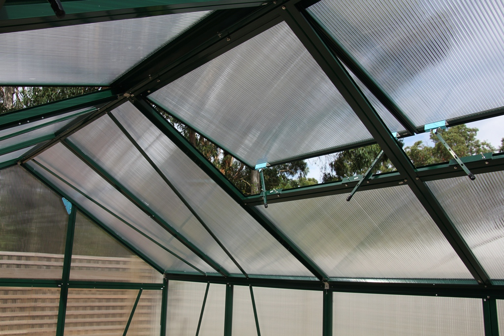 Greenhouse Roof Windows