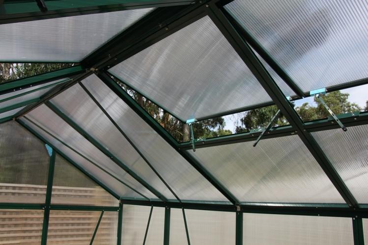Greenhouse Roof Windows