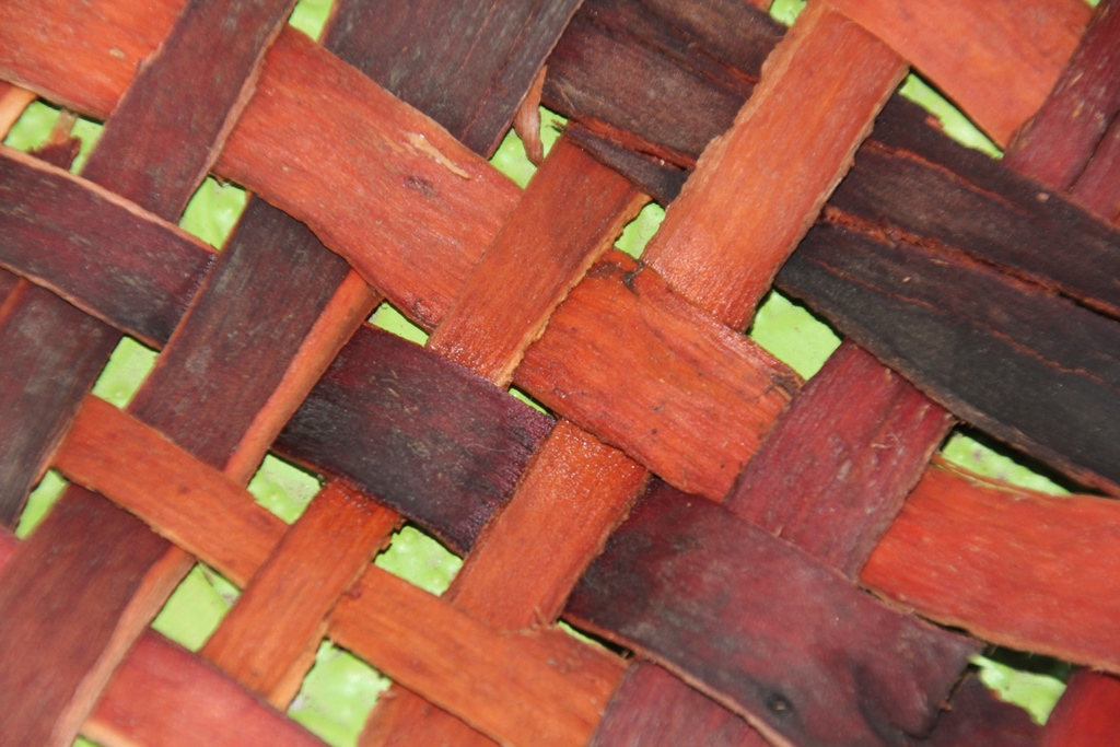 Bark Weaving